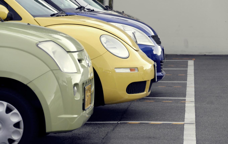 コンパクトカーと軽自動車