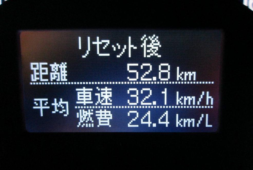 SAI・燃費