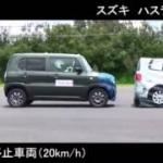 各車の自動ブレーキシステムの性能を比較! 本当に止まるのか!?