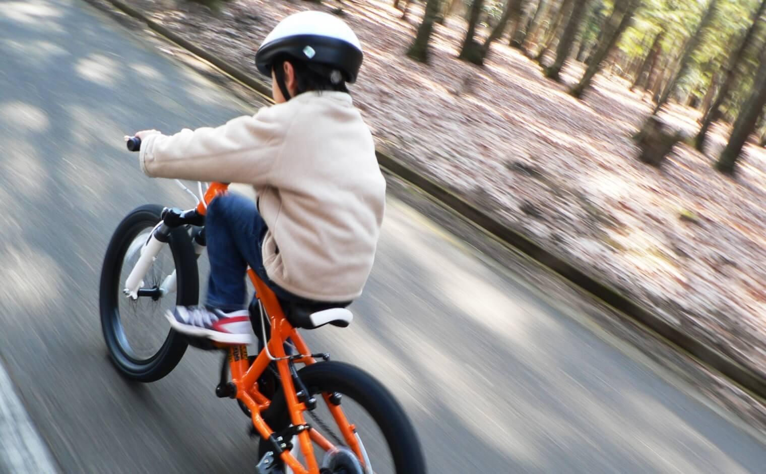 子供の自転車ヘルメット義務