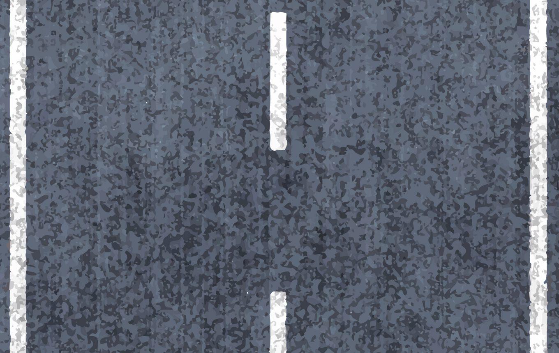 車線境界線