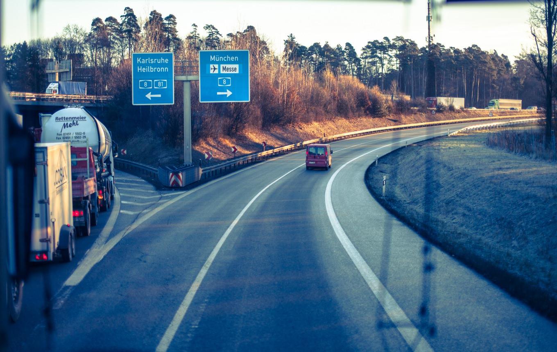 海外の高速道路