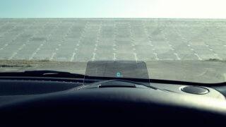 マツダ車に搭載されるヘッドアップディスプレイの効果とは!?