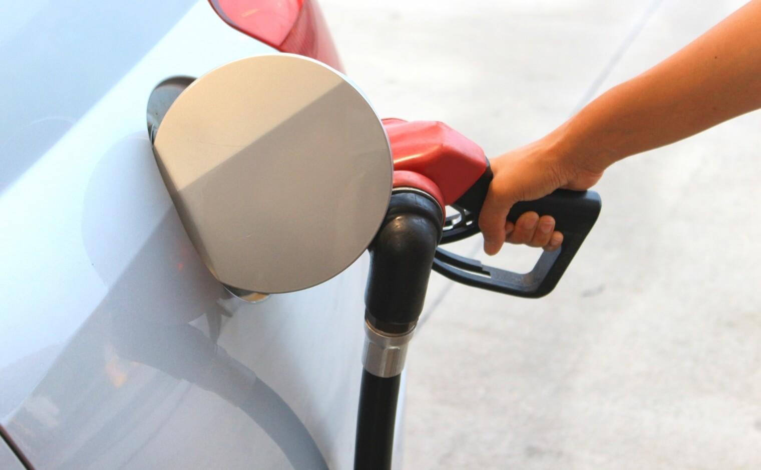 燃料タンクの容量