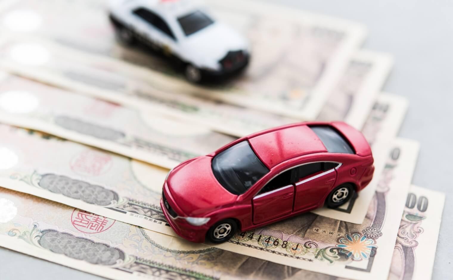 反則金と罰金の違い